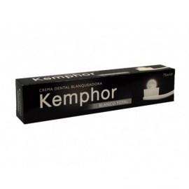 Kemphor Dentífrico Blanqueador Blanco Total Tubo 75ml