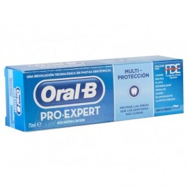 Oral-B Dentífrico Pro Expert Multi Protección Tubo 75ml