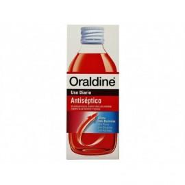 Oraldine Mouthwash 400 ml bottle