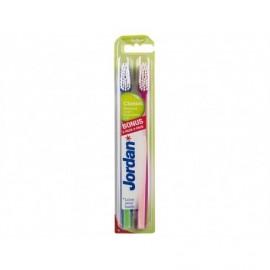 Jordan Classic soft toothbrush Blister pack 2 units