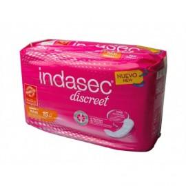 Indasec Compresas Incontinencia Maxi Envase 15ud