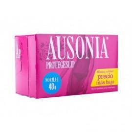 Ausonia Pantyliners Protegeslip Normal Box 40 units