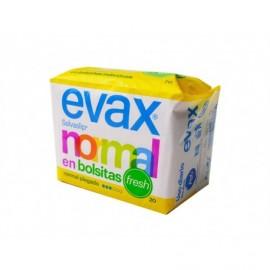 Evax Salvaslip Ultra Plegado Envase 20ud