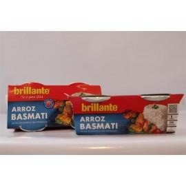 Brillante precooked Basmati Rice Pk-2