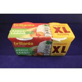 Brillante precooked long Rice Pk-2 Xl