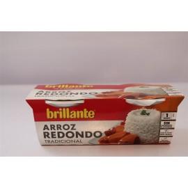 Arroz Brillante Vasito Redondo Pk-2