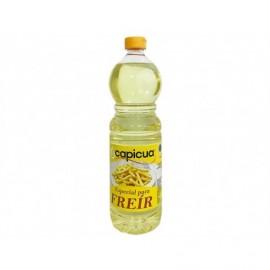 Capicua Olio di girasole speciale per friggere Bottiglia 1l