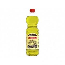 Capicua Cucinare con olio speciale di oliva orujo dolce Bottiglia 1l