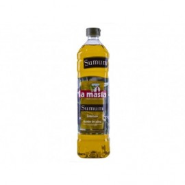 La Masía Olio d'oliva 1º Sumum intenso Bottiglia 1l