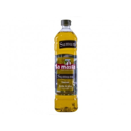 La Masía Aceite de Oliva 1º Sumum Intenso Botella 1l