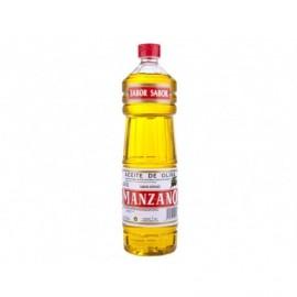 Manzano Olio d'oliva 1º Bottiglia 1l