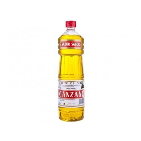 Manzano Bottle 1l Olive oil 1º