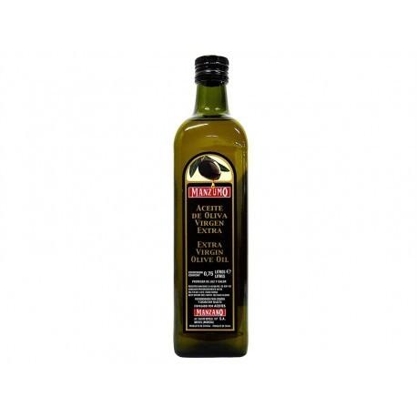 Manzano 750ml bottle Extra virgin olive oil