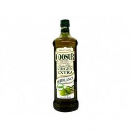 Coosur Bottle 1l Extra Virgin Olive Oil Hojiblanca