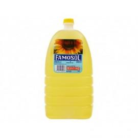Famosol Olio di semi di girasole Garrafa 5l