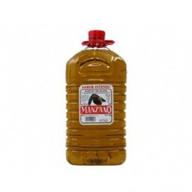 Manzano Aceite de Oliva Sabor Intenso Garrafa 5l