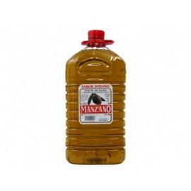 Manzano Huile d'Olive Saveur Intense Garrafa 5l