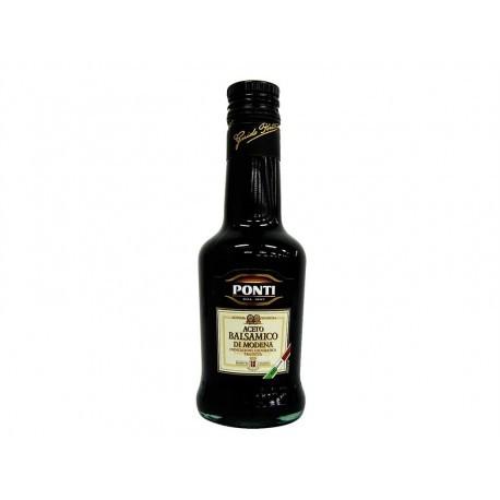 Ponti Vinagre Balsámico de Módena Botella 250ml