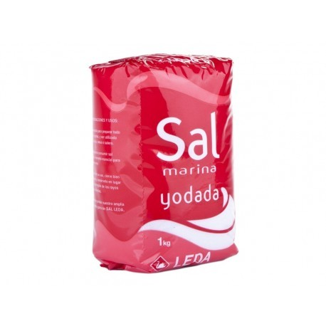 Leda 1kg bag Salt