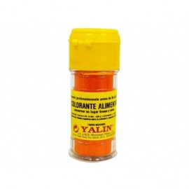 Yalin Colorante Alimentario Frasco 15g