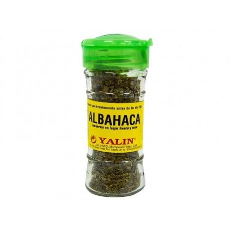 Yalin Albahaca Frasco 8g