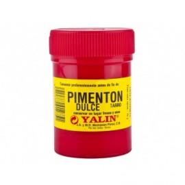 Yalin Pimentón Dulce Bote 75g