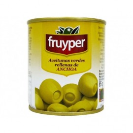 Fruyper Olives farcies à l'anchois Conserve 85g