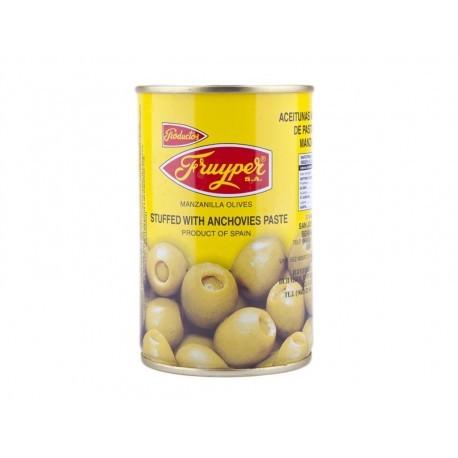 Fruyper Tin 300g Manzanilla olives stuffed with anchovy