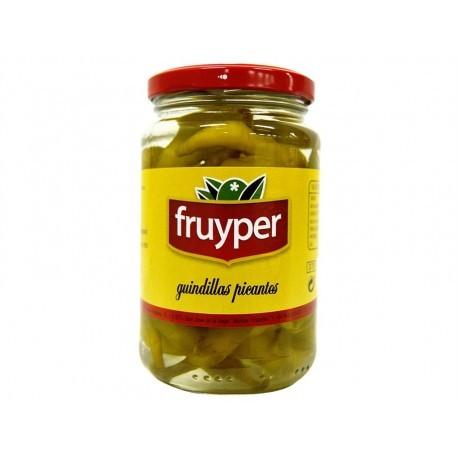 Fruyper 370ml glass jar Hot peppers