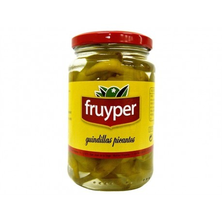 Fruyper Guindillas Picantes Tarro 370ml