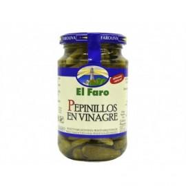 El Faro 350g glass jar Pickles