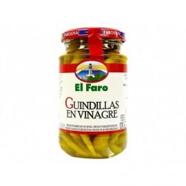 El Faro Chili-Pfeffer 370 ml Glas