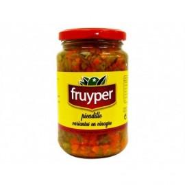 Fruyper 200g glass jar Variants of pickled picadillo