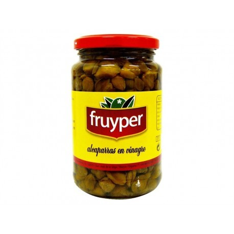 Fruyper 200g glass jar Capers in vinegar