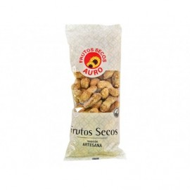 Auro 250g bag Peanuts in shell salted