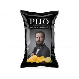 Pijo Patatas Fritas Limón y Pimienta Bolsa 130g