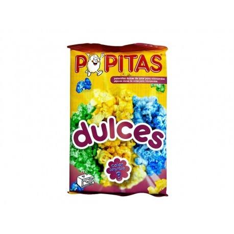 Borges Palomitas Dulces de Colores Popitas Bolsa 100g