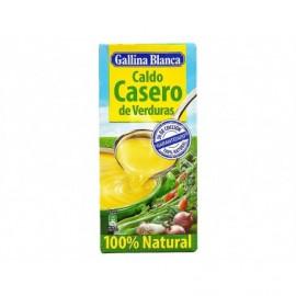Gallina Blanca Caldo Casero de Verduras Brik 1l