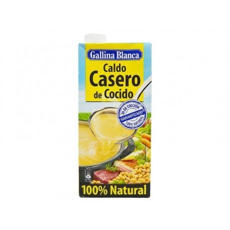 Gallina Blanca Caldo Casero de Cocido Brik 1l
