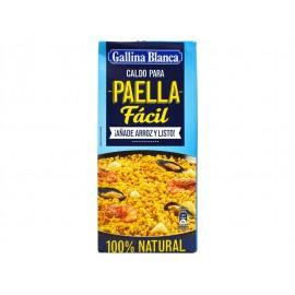 Gallina Blanca Caldo Casero Fácil para Paella Brik 1l