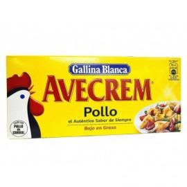 Avecrem Box of 24 Pastilles Chicken broth