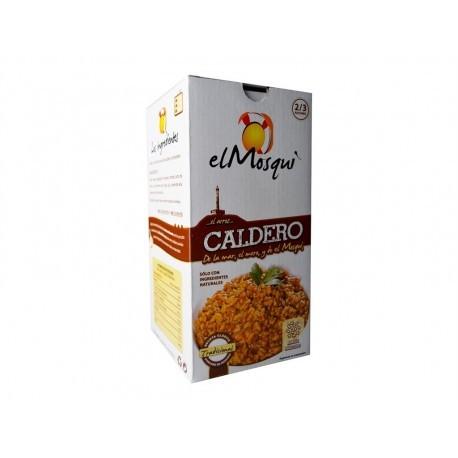 El Mosqui 500g glass jar Rice broth in Caldero