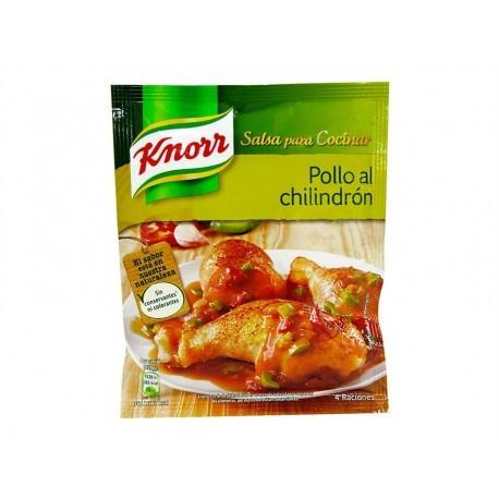 Knorr Preparado de Pollo al Chilindrón Sobre 52g