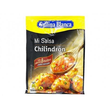 Gallina Blanca Salsa Pollo Chilindrón Sobre 39g