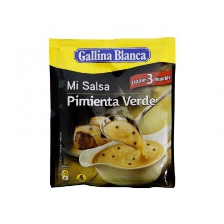Gallina Blanca 50g bag Green Pepper Sauce