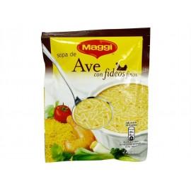 Maggi Sopa de Ave con Fideos Finos Sobre 78g