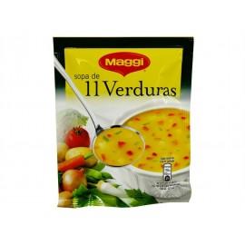 Maggi Sopa 11 Verduras Sobre 53g