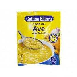 Gallina Blanca 80g bag Rice bird soup