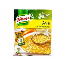 Knorr 61g bag Poultry soup with fine vermicelli