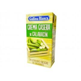 Gallina Blanca Crema de Calabacín Brik 500ml